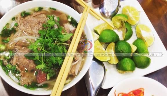 Khám phá kho ẩm thực phố cổ Hà Nội