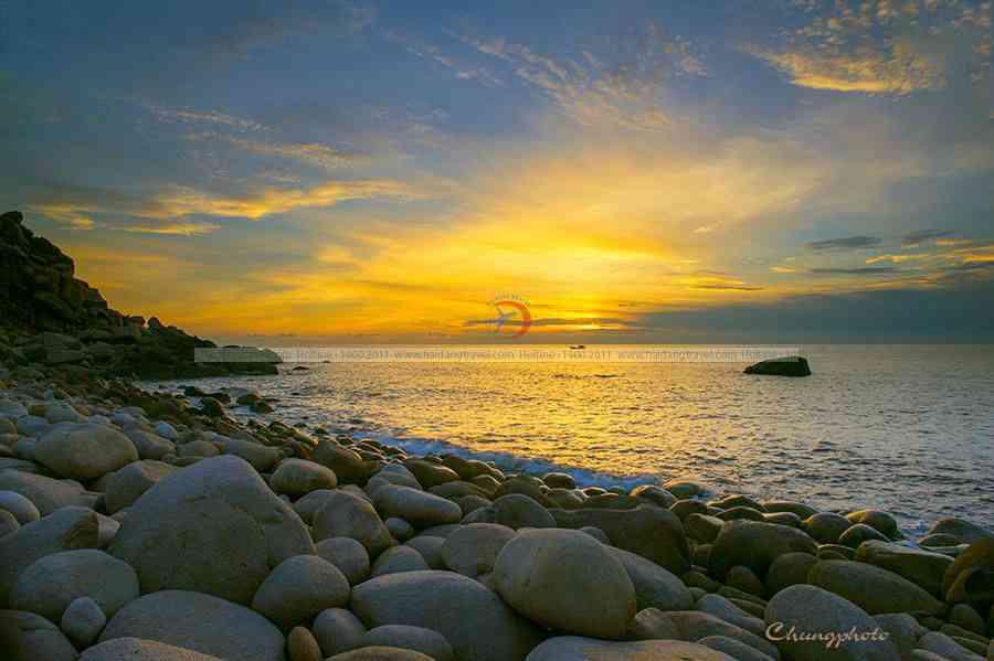 Kinh nghiệm đi tour đảo Bình Hưng