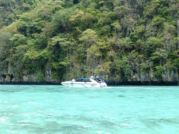 Krabi – chốn thiên đường ít người biết ở Thái Lan