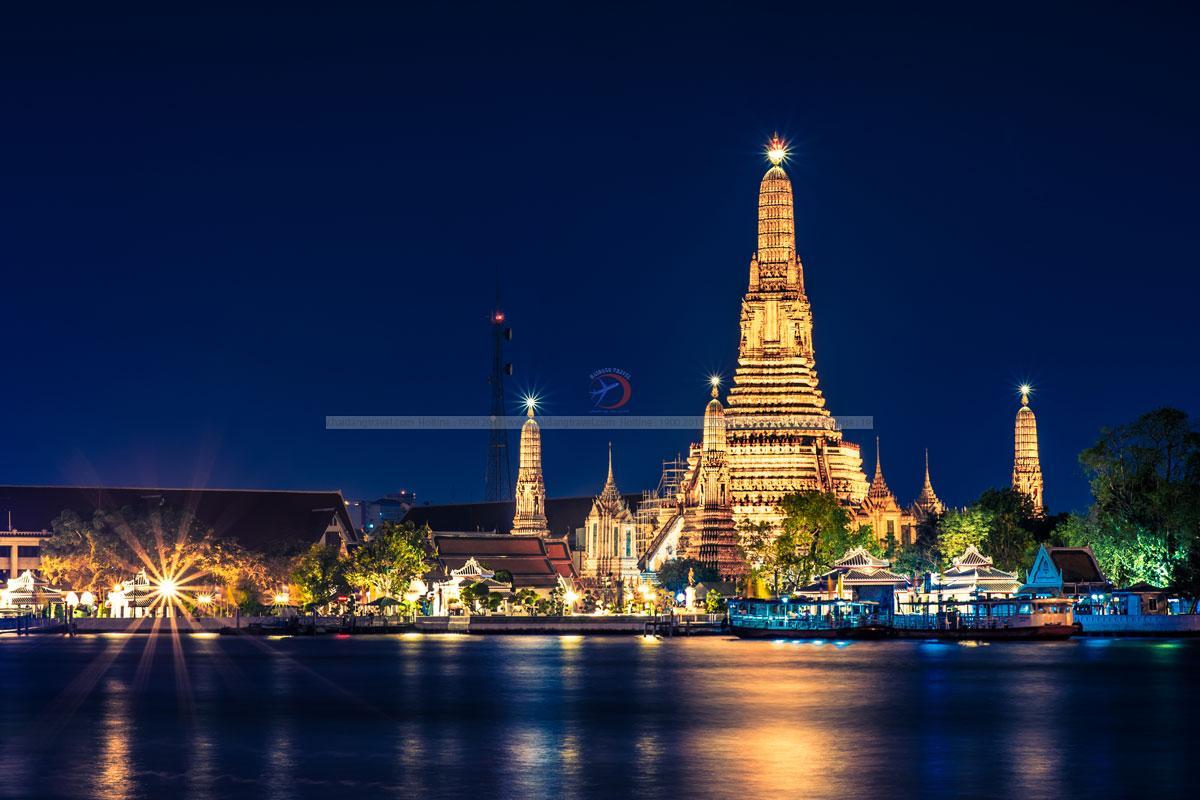 Lạc Bước Ở Thái Lan