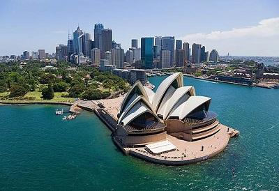 Những thành phố du lịch nổi tiếng của Úc