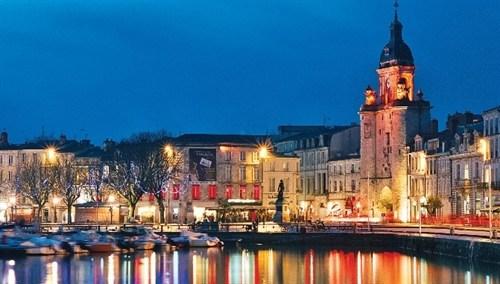 Những thành phố tuyệt đẹp của nước Pháp