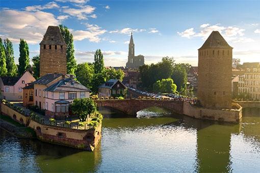 Pháp, Đức, Thụy Sĩ, Hà Lan Theo dòng sông Rhine khám phá Châu Âu mơ màng