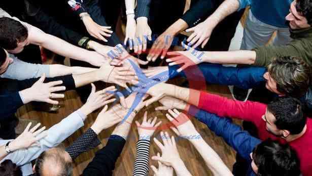 Teambuilding tỏa sáng cùng đồng đội