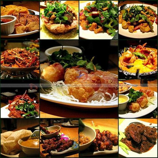 Thiên đường ẩm thực Malaysia