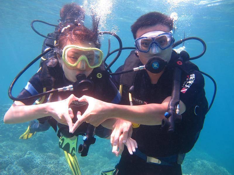 Thử Trải Nghiệm Du Lịch Lặn Biển Ở Nha Trang