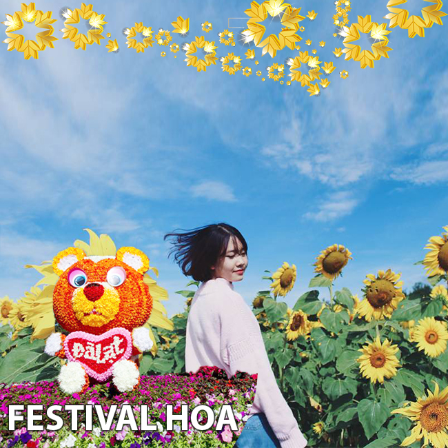 Tour Bình Ba, Nha Trang, Đà Lạt Festival Hoa 4N4Đ