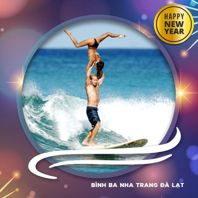 Tour Bình Ba, Nha Trang, Đà Lạt Tết Tây 2018 4N4Đ