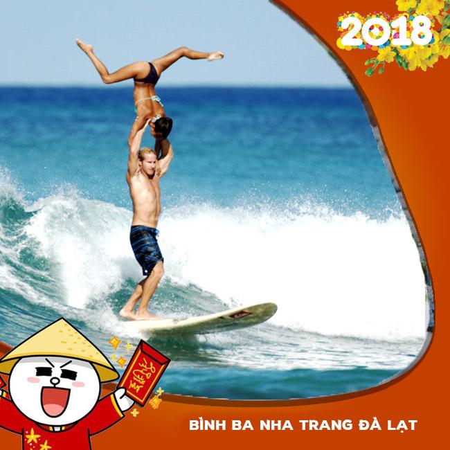 Tour Bình Ba, Nha Trang, Đà Lạt Tết Âm Lịch 2018 4N4Đ
