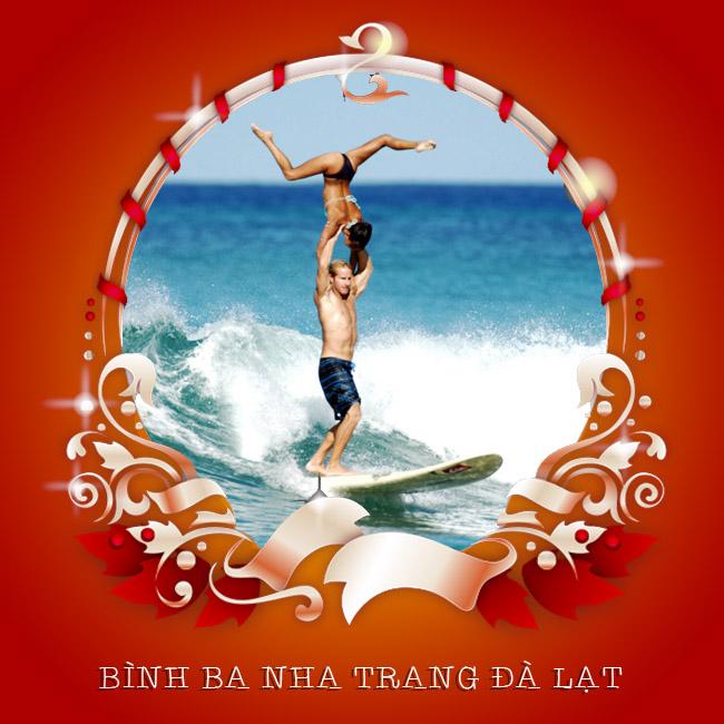 Tour Bình Ba, Nha Trang, Đà Lạt Đón Giáng Sinh 4N4Đ