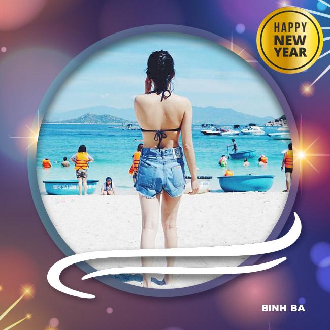 Tour Bình Ba Vip, BBQ Hải Sản  Tết Tây 2018 2N2Đ