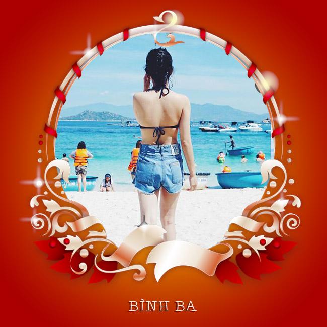 Tour Bình Ba Vip, BBQ Hải Sản  Đón Giáng Sinh 2N2Đ