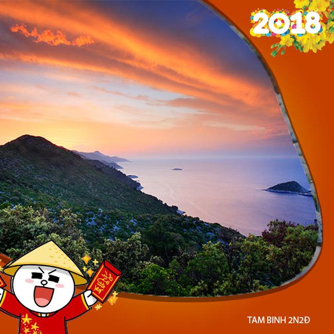 Tour Bình Lập - Bình Hưng - Binh Tiên Tết Âm Lịch 2N2Đ