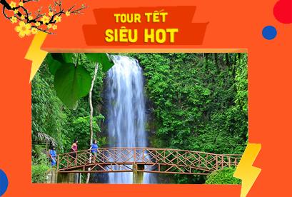 Tour Buôn Mê Thuột, Măng Đen Tết Âm Lịch, Gia Lai, Kon Tum, khuyến mãi