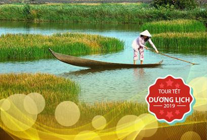 Tour Cà Mau, Cần Thơ Khám Phá 8 Tỉnh ĐBSCL Tiêu Chuẩn 5 Sao Tết Dương Lịch