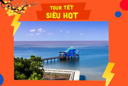 Tour Cà Mau Tết Âm Lịch, Bạc Liêu, Sóc Trăng, Cánh Đồng Quạt Gió