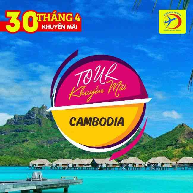 Tour Cambodia 30/4, Khám Phá Bokor, Kohrong, SihanoukviIle, Nagaworld 3N3Đ