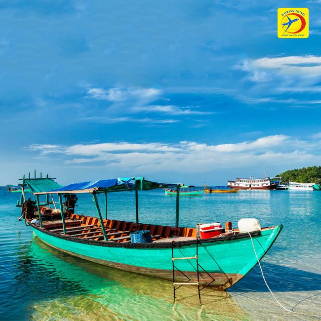 Tour Cambodia, Cao Nguyên Bokor, Đảo Kohrong, Biển Sihanouk Ville, Phnom Penh, Naga world 3N3Đ