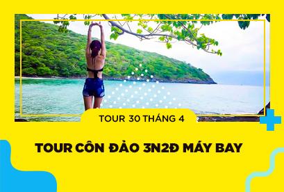 Tour Côn Đảo 30/4, Khám Phá Côn Sơn Tìm Hiểu Văn Hóa Lịch Sử Vùng Đất Thiêng, 3N2Đ