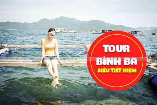 Tour Đảo Bình Ba Siêu Tiết Kiệm 2N2Đ