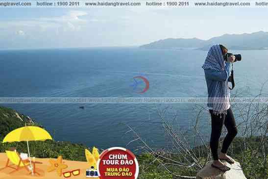 Tour Đảo Bình Ba Vượt Biển Bằng Ca Nô Siêu Tốc 2N2Đ