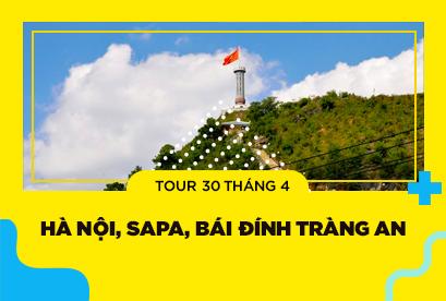 Tour Hà Nội 30/4, Hà Giang, Lũng Cú, Sapa, Fansipan, Chinh phục cực Bắc Tổ Quốc