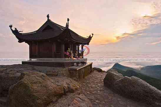 Tour Hà Nội, Ninh Bình, Hạ Long, Yên Tử 3N2Đ
