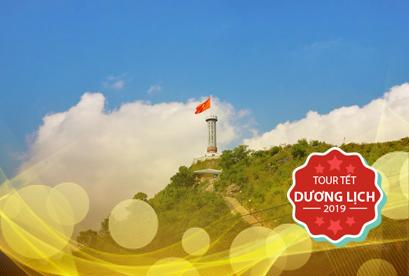 Tour Hà Nội Tết Dương Lịch, Hà Giang, Lũng Cú, Sapa, Fansipan, Chinh phục cực Bắc Tổ Quốc