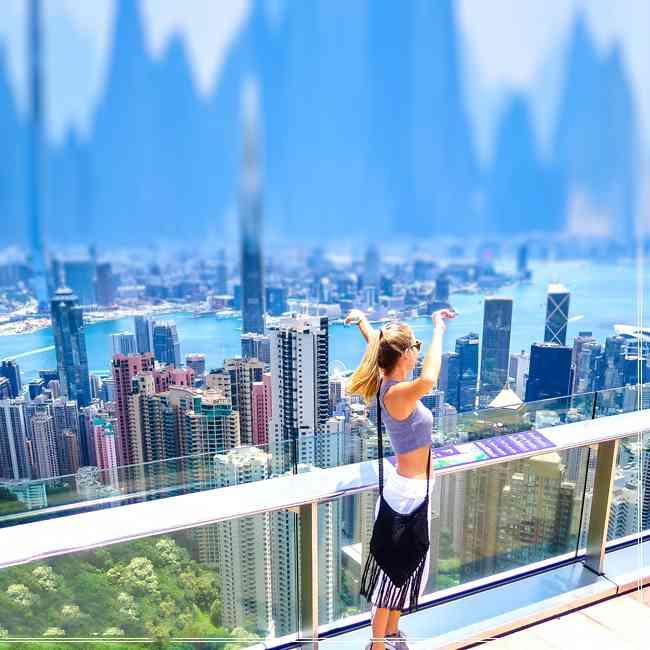 Tour Hồng Kông, Đại Lộ Ngôi Sao Hồng Kông 4N3Đ