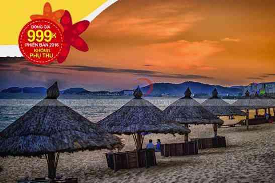 Tour Nha Trang Du Ngoạn Đảo Đồng Giá 2N3Đ