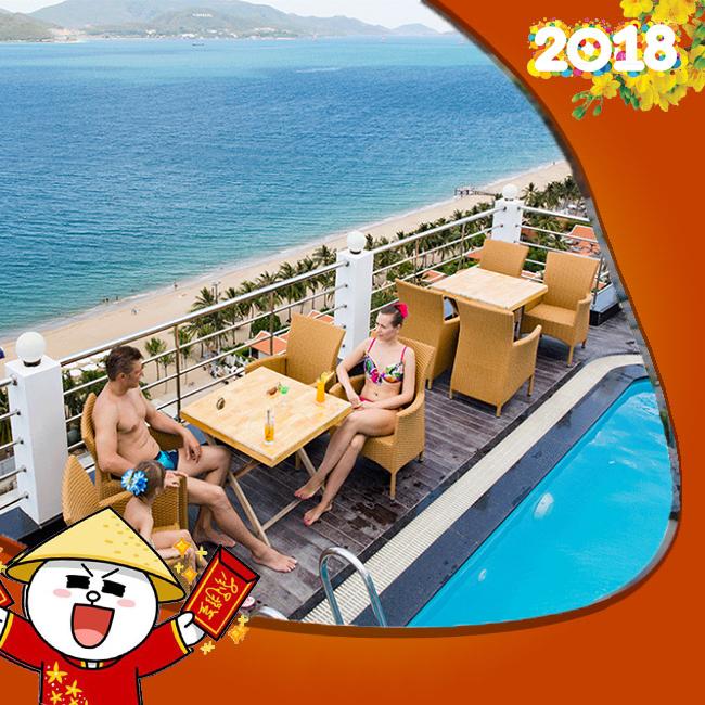 Tour Nha Trang Du Ngoạn Đảo, Bao Vinpearl Tết Âm Lịch 3N3Đ