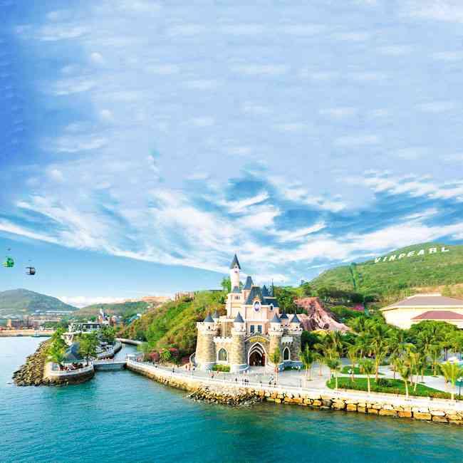 Tour Nha Trang Du Ngoạn Đảo, Egg Mud Bad, Trọn Gói Vinpearl Land 3N3Đ