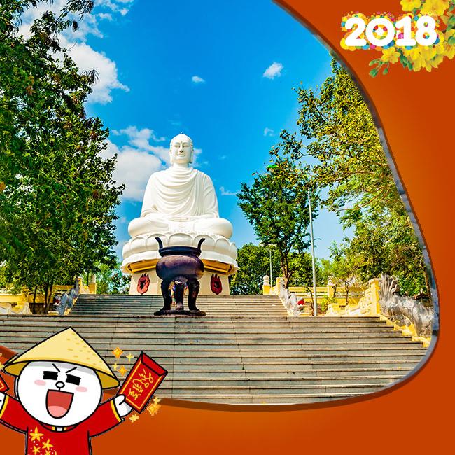 Tour Nha Trang Hòn Tằm Bao Vinpearland Tết Âm Lịch 3N3Đ