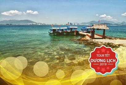Tour Nha Trang Tết Dương Lịch, Du Ngoạn Đảo Con Sẻ Tre Giá Rẻ