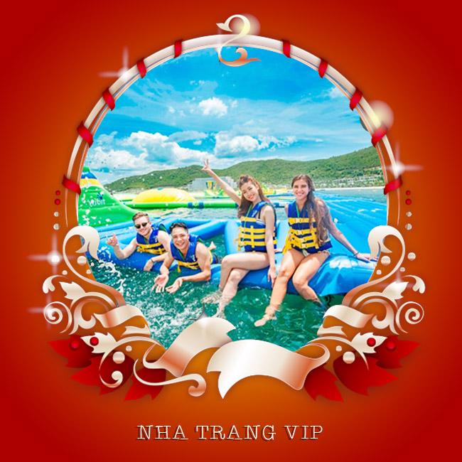 Tour Nha Trang VIP, Buffet Hải Sản Trên 60 Món Đón Giáng Sinh 3N3Đ