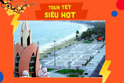 Tour Nha Trang VIP Tết Âm Lịch Bar Trên Biển, Thưởng Thức Buffet 90 Món 3N3Đ