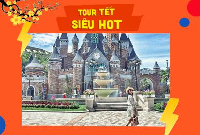 Tour Nha Trang Đà Lạt Tết Âm Lịch , biển bãi dài, rừng quốc gia bidoup
