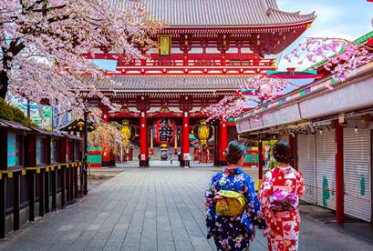 Tour Nhật Bản 2018 Osaka, Kyoto, Làng cổ Kayabuki