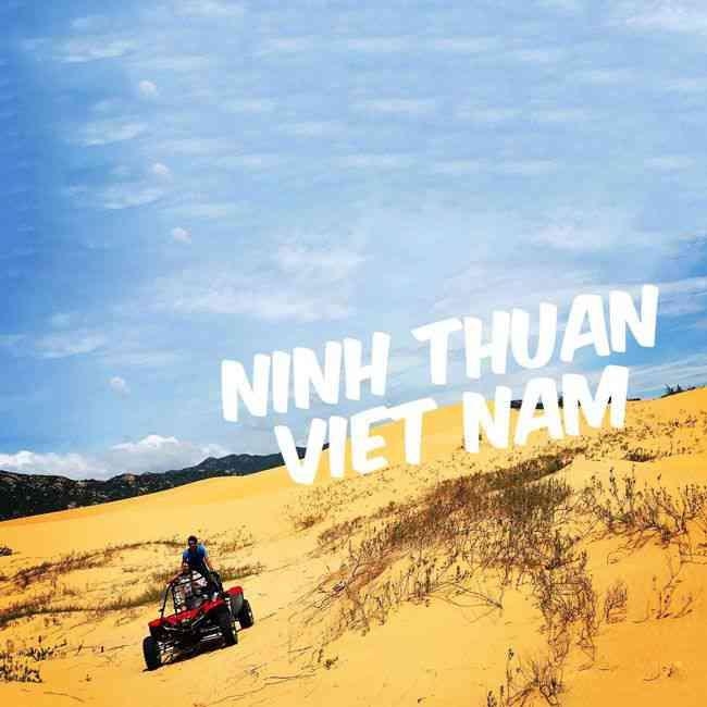 Tour Ninh Chữ Tanyoli, Chinh Phục Mũi Dinh, Xe UTV, Đồng Cừu, Hang Rái 2N2Đ