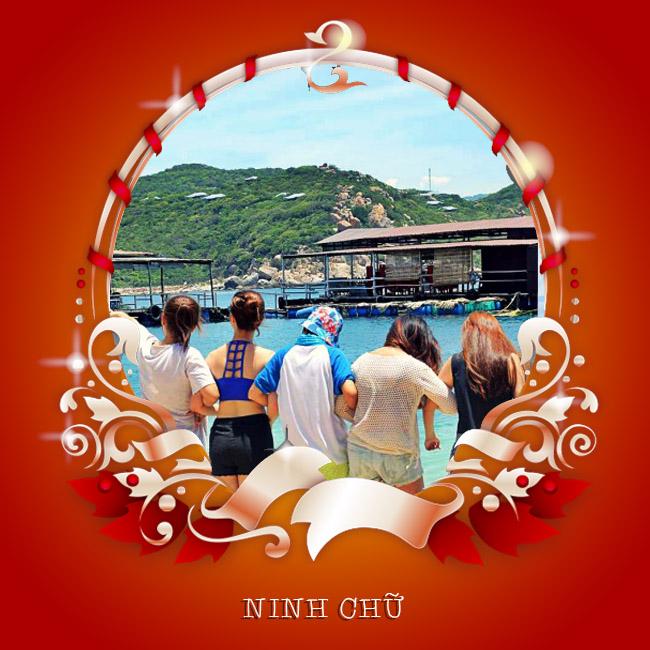 Tour Ninh Chữ Tanyoli, Mũi Dinh, Hang Rái, Đón Giáng Sinh 2N2Đ