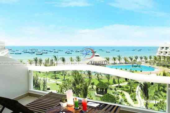 Tour Phan Thiết, Mũi Né Sailling Bay Resort 4 Sao