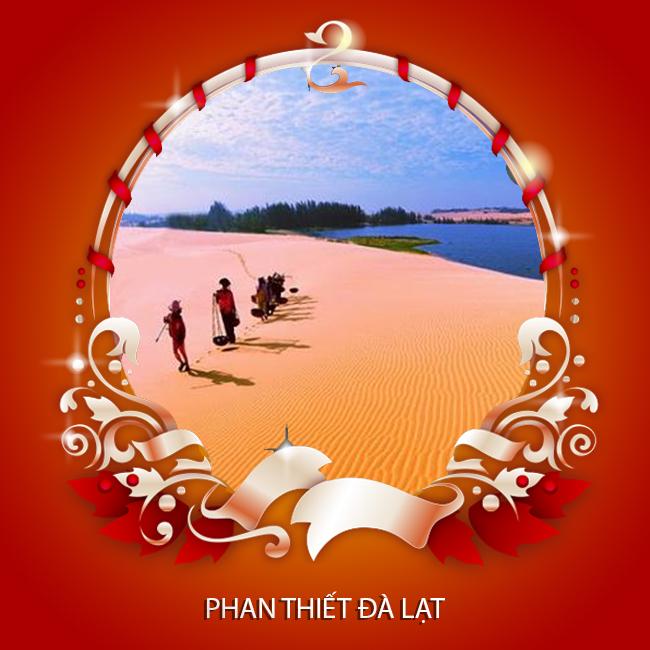Tour Phan Thiết, Đà Lạt, Festival Hoa 4N3Đ