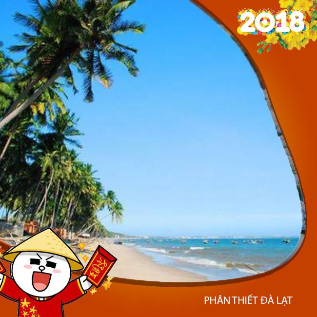 Tour Phan Thiết, Đà Lạt, Tết Âm Lịch 4N3Đ