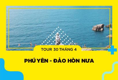 Tour Phú Yên 30/4, Khám Phá Đảo Hòn Nưa