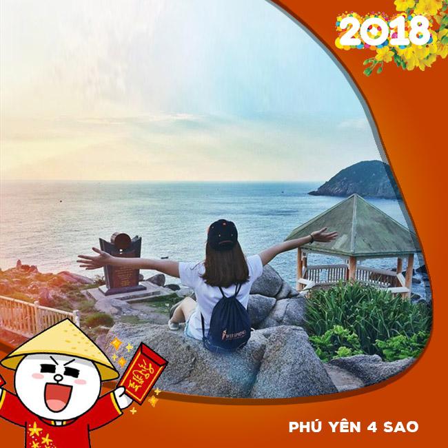 Tour Phú Yên  Đại Lãnh Tết Âm Lịch 2018 3N3Đ