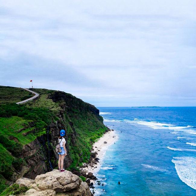 Tour Quy Nhơn, Quãng Ngãi, Eo Gió, Kỳ Co, Đảo Lý Sơn, Đi Bằng Tàu Lửa 3N4Đ
