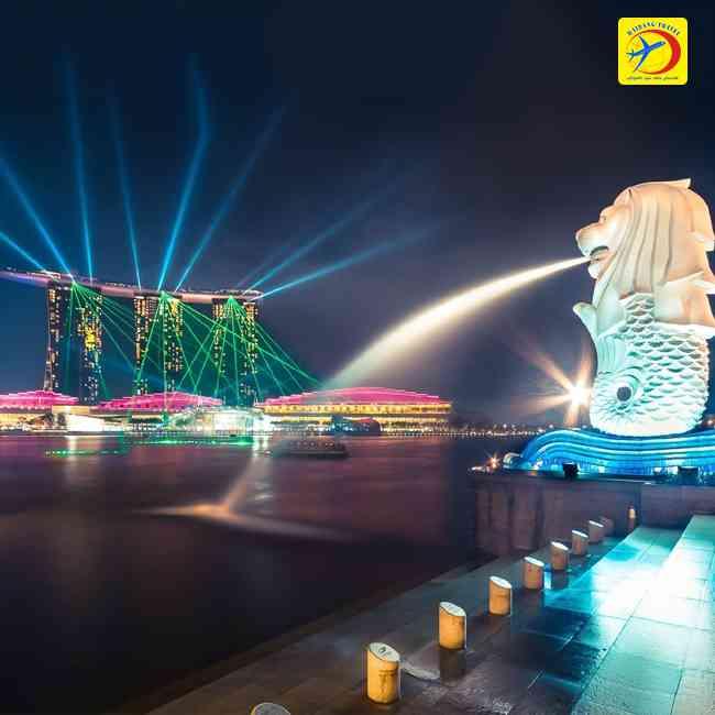 Tour Singapore, Indonesia, Malaysia 6N5Đ