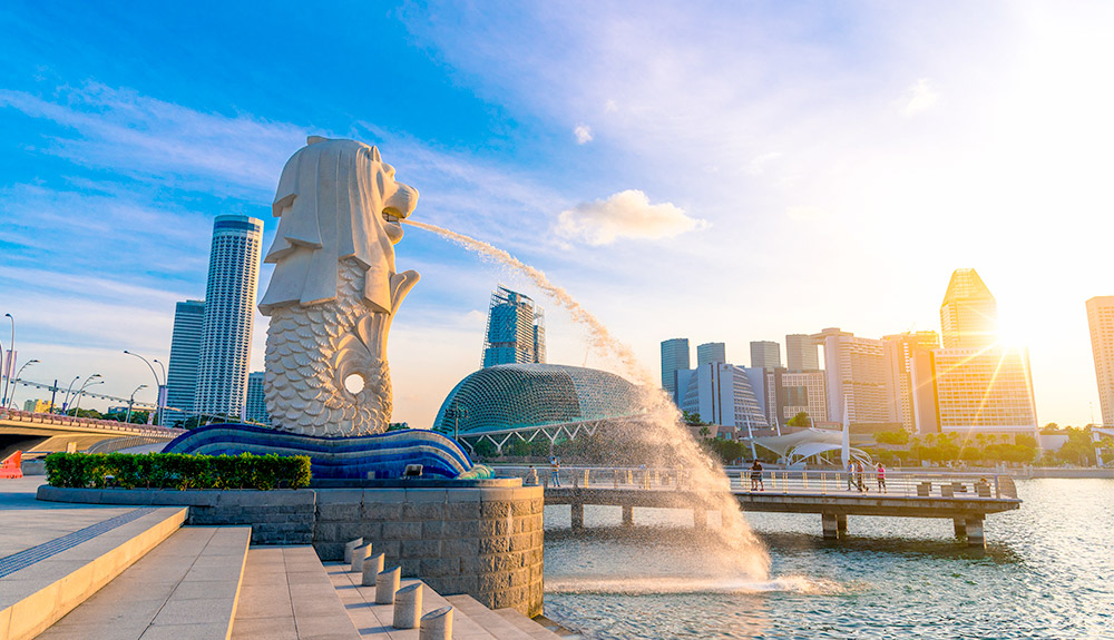 Tour Singapore - Penang cùng Du thuyền 5 sao