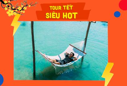 Tour Tam Bình 2 Tết Âm Lịch  Biển Bình Lập, Đảo Bình Hưng, Biển Bình Tiên