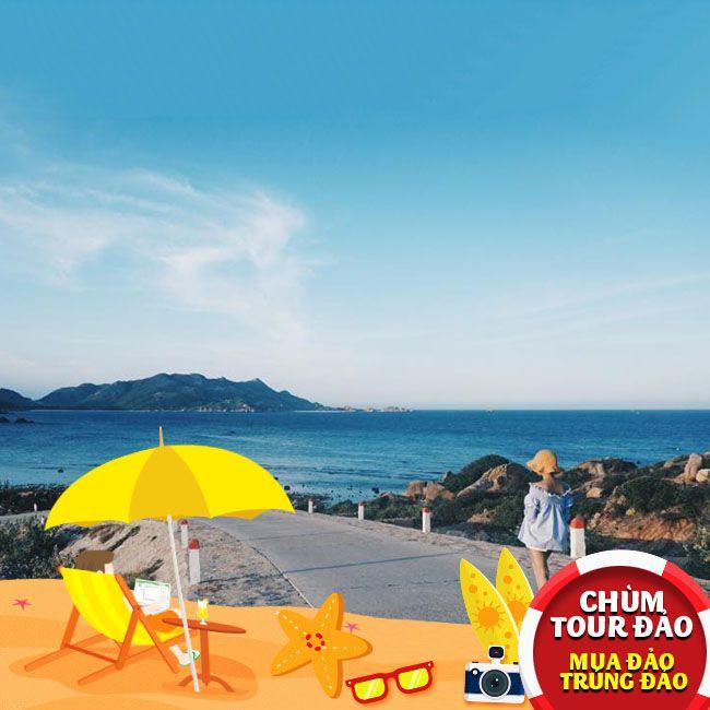 Tour Tam Bình - Bình Ba - Bình Hưng - Bình Tiên Vịnh Vĩnh Hy - Ninh Chữ 3N3Đ